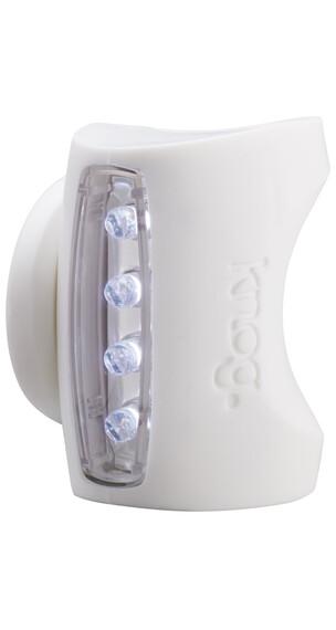 Knog Skink - Luz a pilas dilanteras - 1 LED blanco, estándar blanco